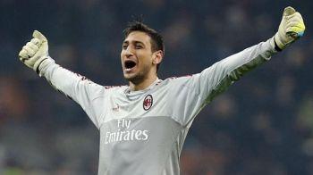 Telenovela Donnaruma, aproape de sfarsit! Gigio devine al treilea cel mai bine portar platit din lume la 18 ani