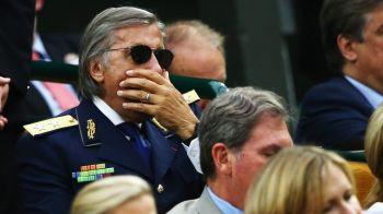 Paznicii sunt in alerta! Decizie DURA luata de organizatorii Wimbledon in privinta lui Ilie Nastase