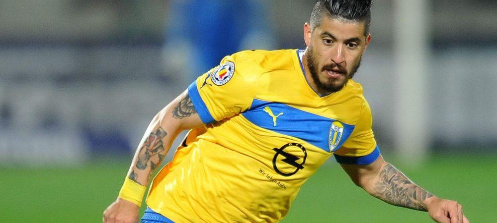 Veste excelenta pentru Contra! Albin s-a inteles cu mexicanii si poate sa vina la Dinamo!