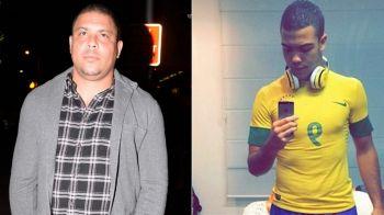 Dinastia brazilianului Ronaldo CONTINUA in fotbal! Fiul sau a fost convocat la nationala U18 a Braziliei