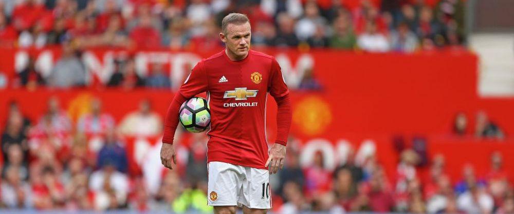 United ii da BANI lui Rooney ca sa plece la Everton! Atacantul s-a intors la clubul copilariei sale. FOTO