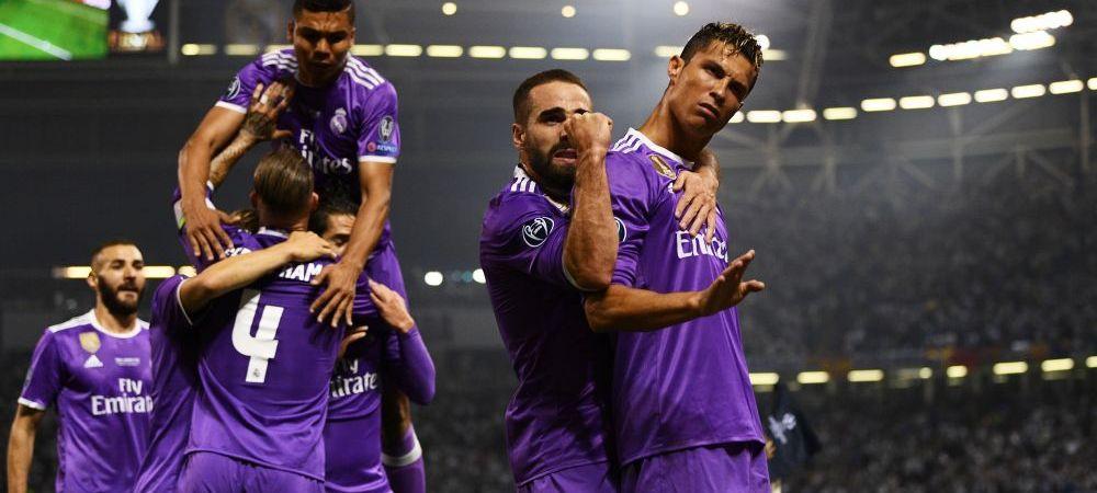 """""""N-ar fi o surpriza, ar fi istoric!"""" Un jucator de la Real vrea sa-i fure Balonul de Aur lui Cristiano Ronaldo"""