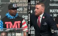 """""""Mayweather l-a facut TKO pe McGregor"""" Florian Ceafalau, dupa conferinta celor doi din aceasta dimineata"""