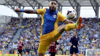 Dinamo a ajuns la un acord cu mexicanii, Juan Albin va fi imprumutat in Stefan cel Mare!