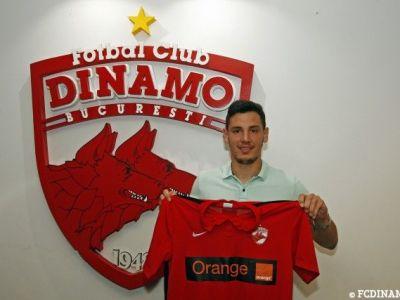 OFICIAL | Paul Anton s-a intors la Dinamo si va juca sub comanda lui Contra, dupa ce Getafe a refuzat sa achite clauza