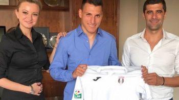 OFICIAL | Astra s-a intarit chiar inaintea debutului in Europa League: a semnat un fundas muntenegrean