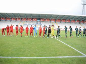 Boldrin a dat gol la primul meci pentru echipa lui Sumudica. Sapunaru si Lung au fost titulari in infrangerea in fata lui Hora