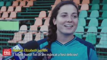 Olimpice a la Cluj. Campioana Romaniei la fotbal feminin a adus doua americance: VIDEO