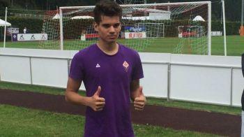"""Ianis """"Doppietta"""" Hagi. Juniorul, la prima DUBLA pentru echipa mare, intr-un meci in care Fiorentina a marcat la foc automat"""
