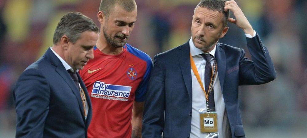 Mesajul surpriza al lui Tamas pentru Reghecampf, dupa plecarea de la Steaua. De ce a pierdut titlul