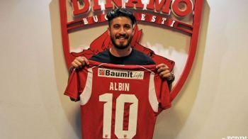 Albin a debutat pentru Dinamo! 2-1 cu Metaloglobus. Cine a marcat