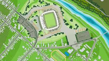 Un oras fara echipa in prima liga primeste stadion de 22 de milioane de euro! Decizia luata de Guvern, dupa ce a ales si Alexandria pentru o investitie enorma