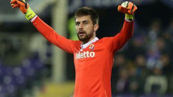 Italienii anunta ca Tatarusanu si-a luat adio de la Fiorentina si urmeaza sa plece. Unde va ajunge
