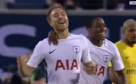 Gol fabulos marcat de Eriksen: torpila in vinclu, de la peste 30 de metri! Tottenham a invins-o pe PSG, meci cu 6 goluri! VIDEO