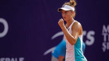 Irina Begu, dubla campioana la Bucuresti! A castigat si la dubla alaturi de Raluca Olaru