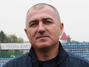Grigoras REVINE pe banca unui club de traditie din Romania! Autoritatile vor sa resusciteze echipa