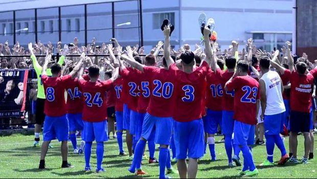 FRF legitimeaza CSA Steaua: prima intalnire fata in fata! Ce meci si-au programat stelistii in weekend