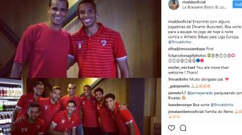 Rivaldo, motivatia SUPREMA pentru jucatorii lui Dinamo inaintea meciului URIAS cu Bilbao! Ce mesaj a postat pe net