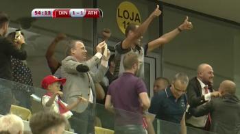 """""""Sunt foarte fericit!"""" Reactia marelui Rivaldo dupa reusita fantastica a fiului sau! Ce a spus de galeria lui Dinamo"""