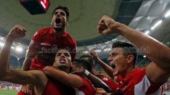 PARTY in vestiar cu Rivaldo! Ce s-a intamplat la Dinamo dupa golul FABULOS cu Bilbao