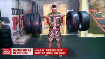 Rambo aprinde Moldova alaturi de McGregor de Romania si Sandu Lungu! Gala MMA