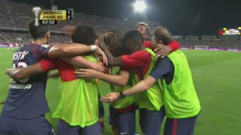 AS Monaco 1-2 PSG, in meciul MILIONARILOR Frantei. Dani Alves si Rabiot au castigat Supercupa pentru parizieni. VIDEO
