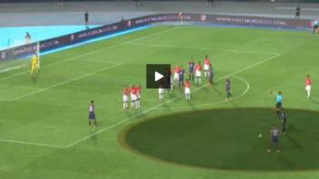 Nemaivazut: s-a inventat furtul la metru in arbitraj :) VIDEO: Dani Alves, ajutat de central sa dea un gol fenomenal