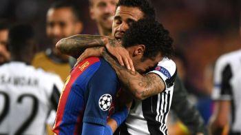 """Lasa Barca, hai la PSG!"" Dani Alves catre Neymar: ""Fii curajos! Lumea asta apartine celor curajosi!"""