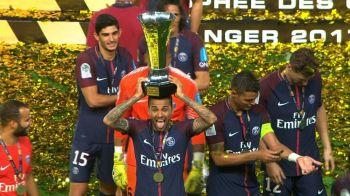 Dani Alves, in topul mondial al trofeelor cucerite! Doar doi jucatori l-au intrecut pe brazilian
