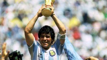 "EA Sports il baga pe Maradona in FIFA 18. Ce ""overall"" va avea legenda argentiniana"