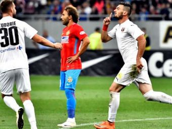 Voluntar pentru Italia! Doua echipe se lupta pentru un atacant din Liga I, anuntul a fost facut astazi