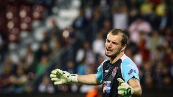 Decaderea goalkeeperului care a inchis poarta CFR-ului pe Old Trafford. Ce se intampla cu Mario Felgueiras la doi ani de la plecarea din Liga I