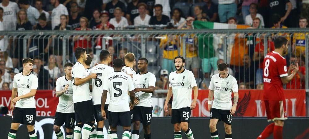 Doar Barcelona a mai reusit asa ceva! Bayern, calcata in picioare de Liverpool pe propriul teren! VIDEO