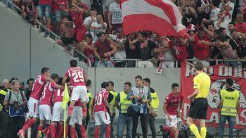 Anunt surpriza in vestiarul lui Dinamo! Ce prima vor avea jucatorii daca o elimina pe Bilbao