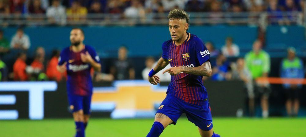 Cifrele COLOSALE ale celui mai scump transfer din istorie: 500 de milioane de euro! Neymar a ajuns la un acord cu PSG