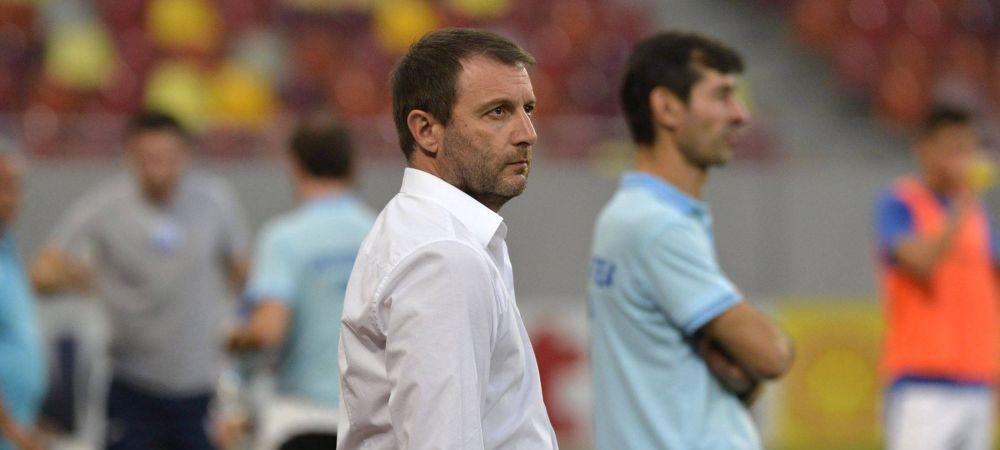 """""""Nu vor juca banii, vom fi 11 contra 11!"""" Declaratia antrenorului Craiovei inainte de returul cu Milan"""