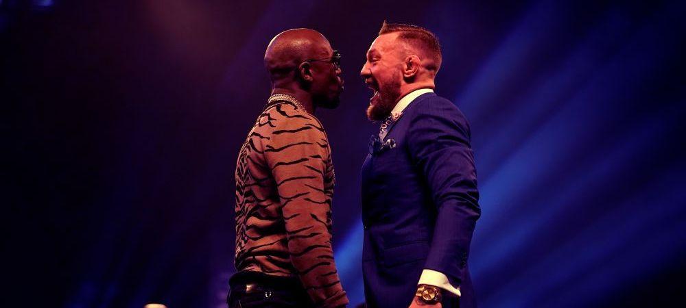 """Mayweather a dezvaluit in premiera suma fabuloasa pe care o va castiga la lupta cu McGregor: """"Atat primesc pentru jumatate de ora de munca!"""""""
