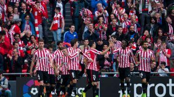 """Le-au stins speranta in """"Catedrala"""". Bilbao a invins-o pe Dinamo fara nicio emotie, 3-0, iar """"cainii"""" sunt eliminati. Toate fazele"""