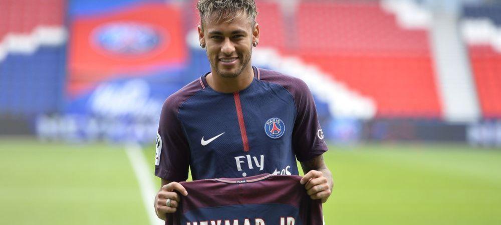 FABULOS! PSG a epuizat tot stocul de tricouri cu Neymar! Cati bani a castigat in prima zi