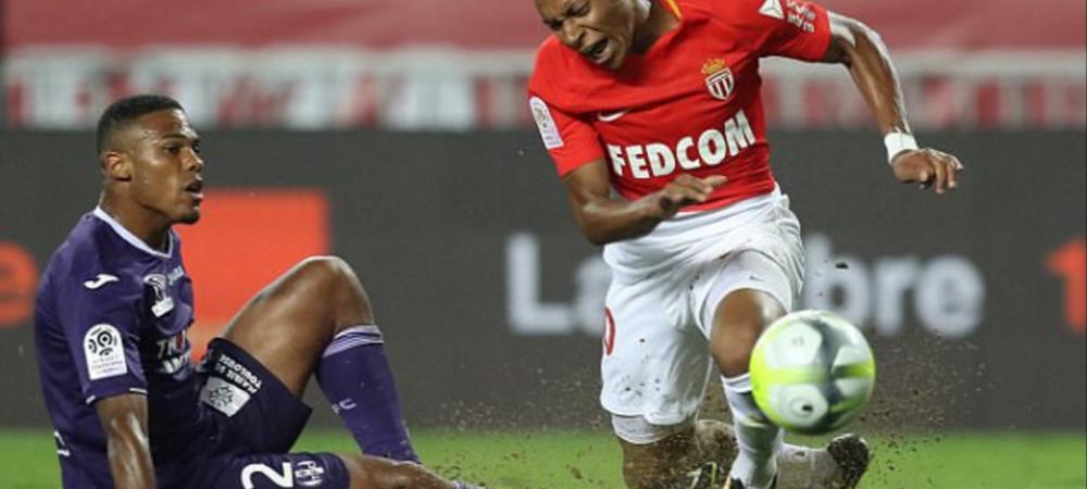 Mbappe s-a accidentat la primul meci din campionat! Ce sanse mai are sa plece de la Monaco