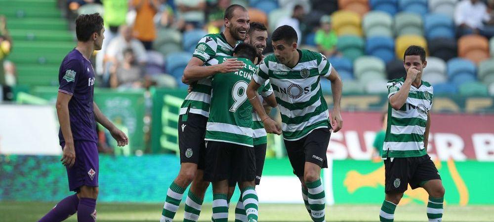 """""""Sporting nu este Plzen!"""" Jucatorul pentru care Sporting a refuzat o oferta de 60 de milioane de euro"""