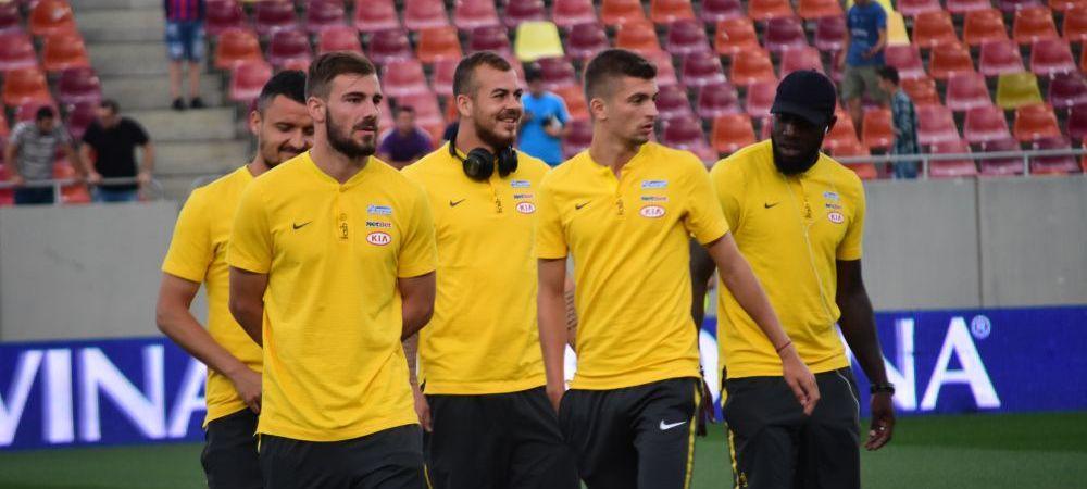 Un nou jucator pleaca de la Steaua! Si-a reziliat contractul si va semna cu alta echipa din Liga 1