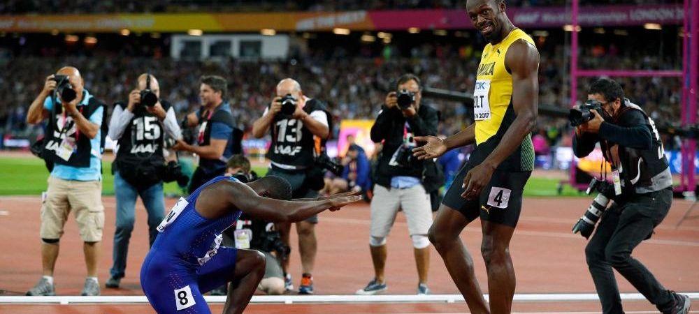 """Bolt a redevenit OM! Reactia jamaicanului, dupa retragerea cu infrangere: """"Am facut tot ce am putut pentru acest sport!"""""""