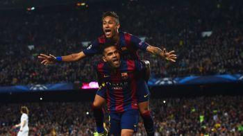 """""""Neymar mi-a spus sa merg la PSG pentru ca va veni si el!"""" Ce declaratii in premiera face Dani Alves"""