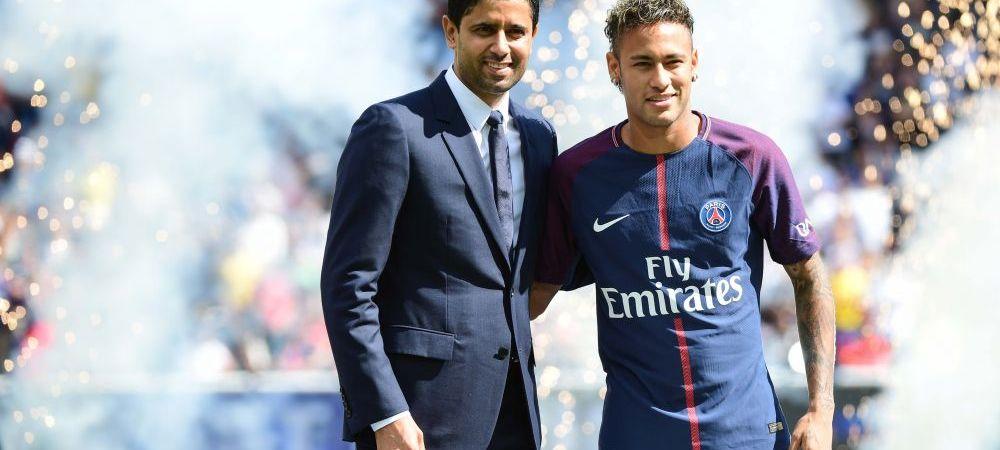 Ce pateste Paris Saint-Germain dupa transferul lui Neymar! Decizia pe care o va lua UEFA