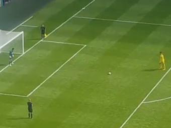 RUGBY, tata! Courtois s-a bagat sa BATA un penalty in Supercupa Angliei cu Arsenal. TOATA Anglia rade acum de el. Cum a tras