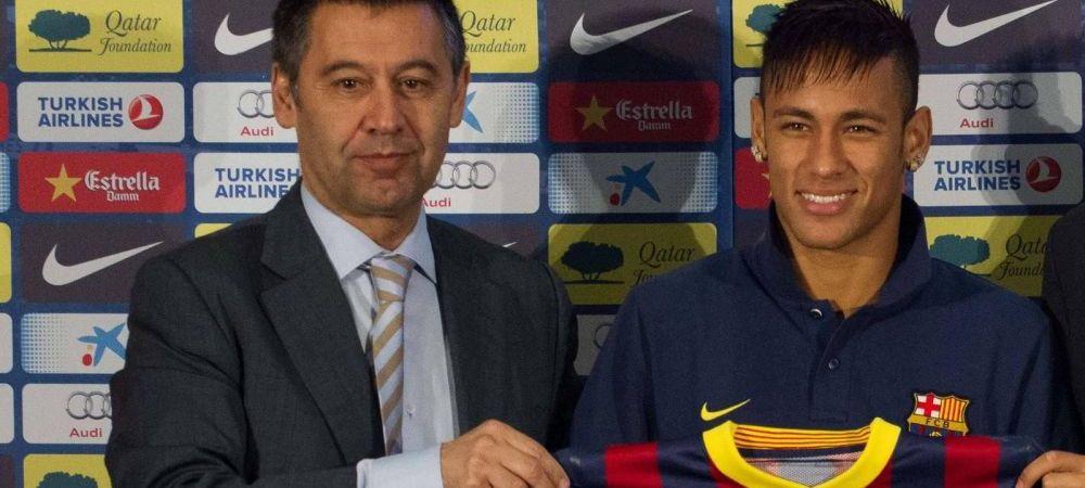 "OFICIAL! Barca l-a reclamat pe Neymar la UEFA! Razboi cu PSG: ""Noi nu apartinem de emiri si oligarhi"""