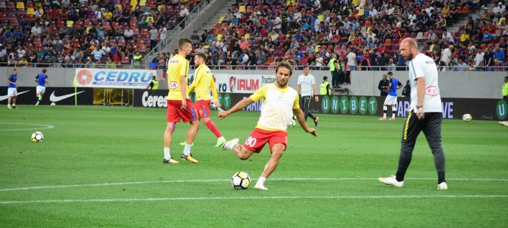 """""""E de trei ori peste orice jucator din Romania la varsta lui"""". Razvan Lucescu a ofertat un stelist, despre care are numai cuvinte de lauda"""