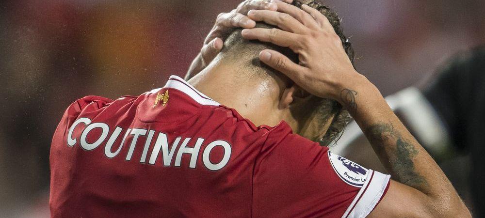 Presa catalana anunta transferul lui Coutinho. Mijlocasul de la Liverpool va fi prezentat la Barca vineri