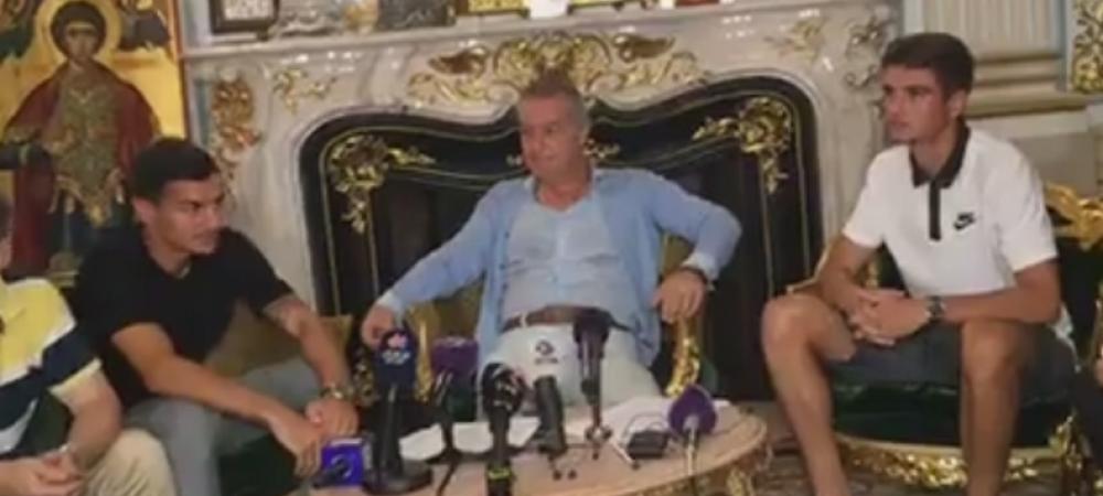 """Primele declaratii ale lui Benzar si Nedelcu! """"Nu mi-a luat mai mult de 1 minut sa vin la Steaua"""""""